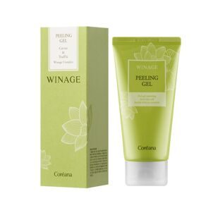 Winage Peeling Gel Пилинг-гель с экстрактом лотоса